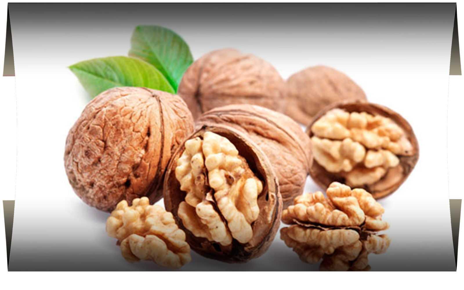 Орехи для красоты