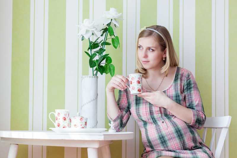 Цикорий растворимый для женщин во время беременности и лактации