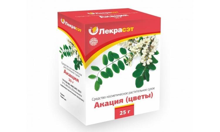Лечебные свойства растения белая акация
