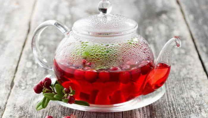Толокнянка. Чай