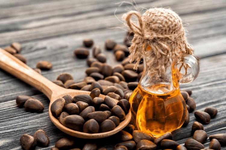 Применение масла кедрового ореха
