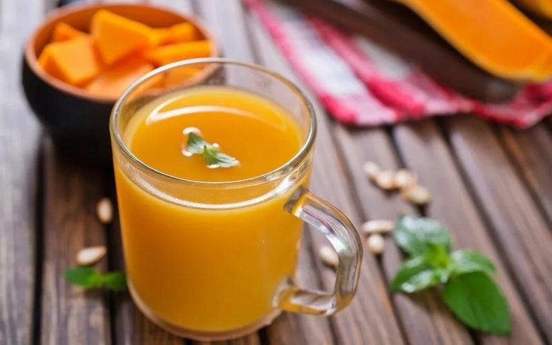 Сок тыквы – полезные свойства и противопоказания