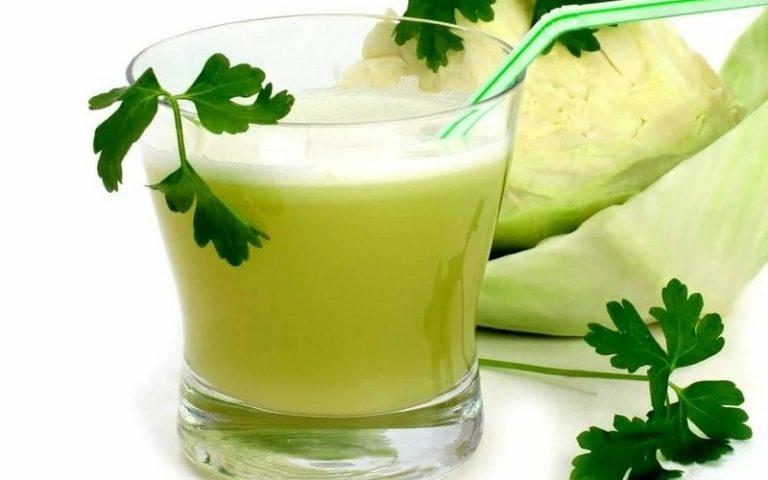 Польза и вред сока капусты, рецепты приготовления и как принимать