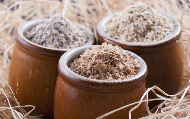 Отруби — полезные свойства и противопоказания