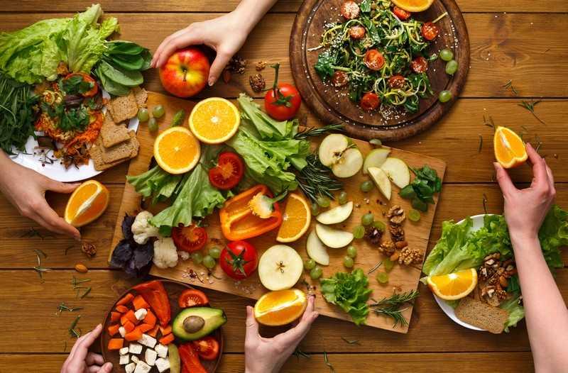 Ведущие диеты по группе крови
