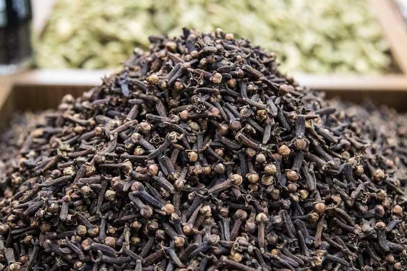 Гвоздика пряность, полезные свойства