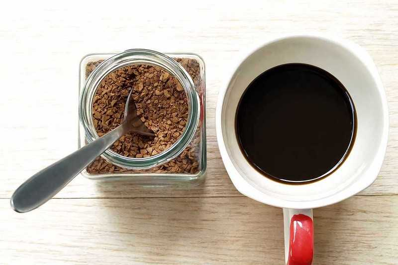 Растворимый кофе может обладать полезными свойствами