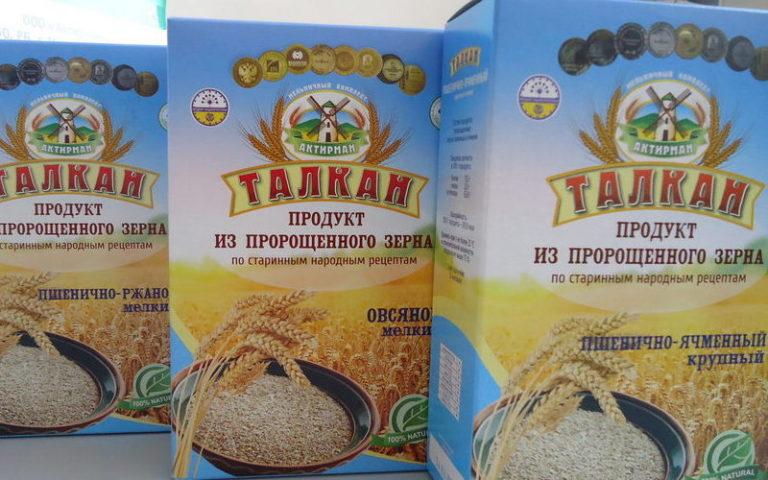 Талкан — польза и вред, рецепты приготовления