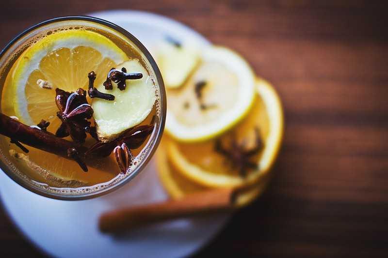 Широко распространен чай из корицы