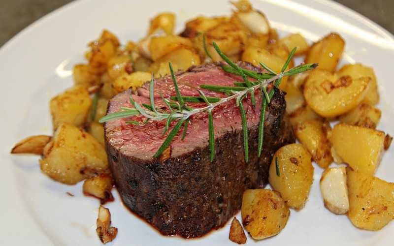 Содержит ли красное мясо полезные питательные вещества