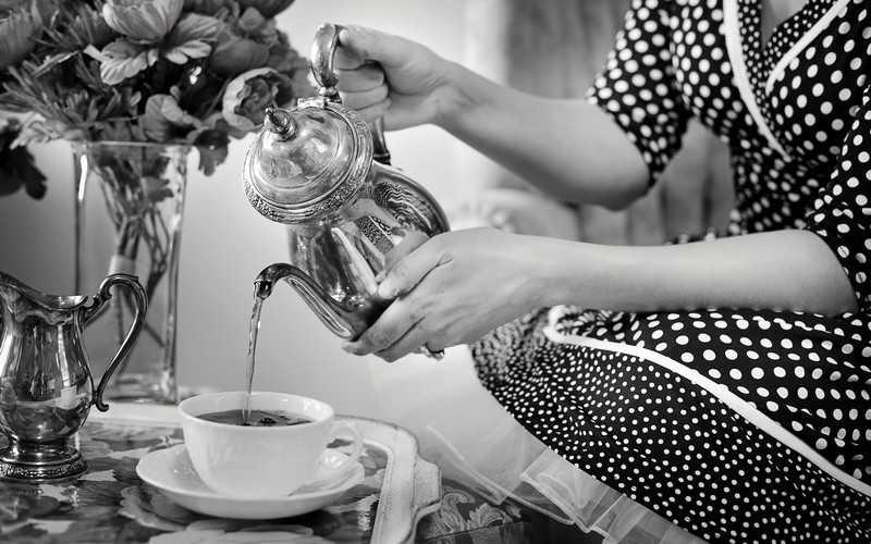 Заваривайте черный чай в соответствии с инструкцией на упаковке и предписаниями вашего лечащего врача