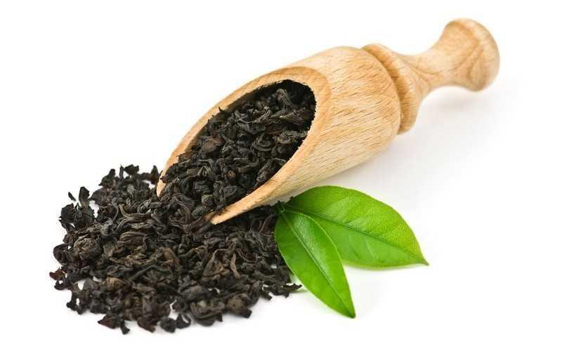 Черный чай повышает или понижает давление