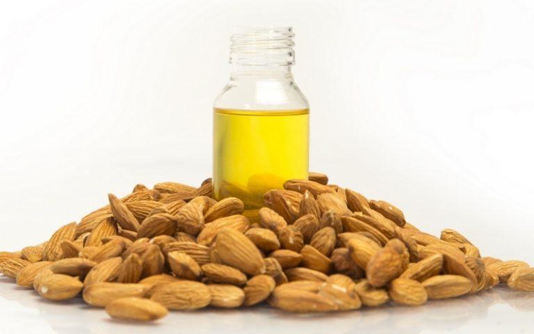 Масло горького миндаля — применение, польза, вред