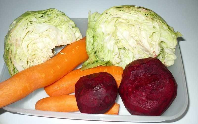 Салат метёлка для похудения — рецепт