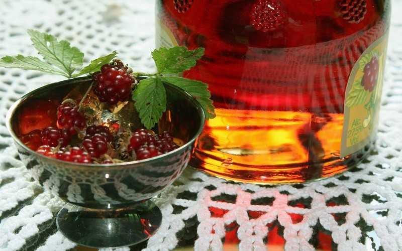 Самые вкусные рецепты с ягодой княженика
