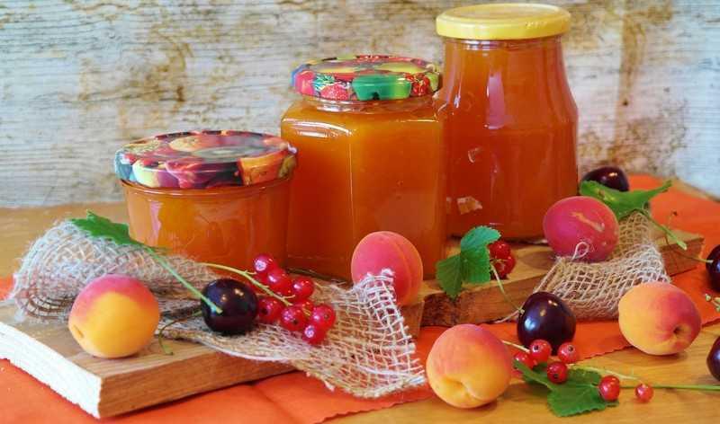 «Французский» рецепт абрикосового варенья