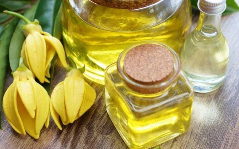 Состав эфирного масла