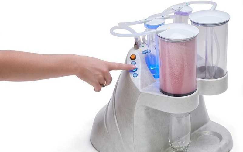 Что такое кислородный коктейль и из чего он готовится