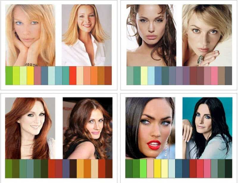 Правильно выбирайте цвета