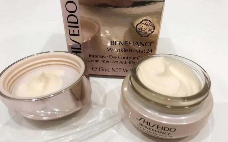 Крем для кожи вокруг глаз Shiseido Benefiance Wrinkle Resist 24