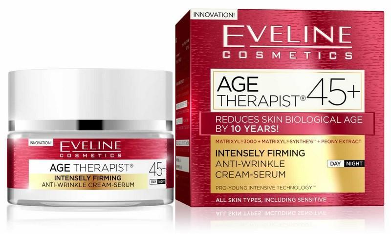 Лифтинг Точность лазера Заполнитель-корректор мимических морщин для зрелой кожи Eveline Cosmetics