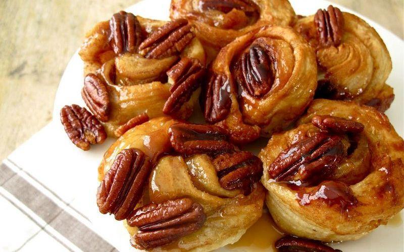 Орех пекан в кулинарии и блюдах