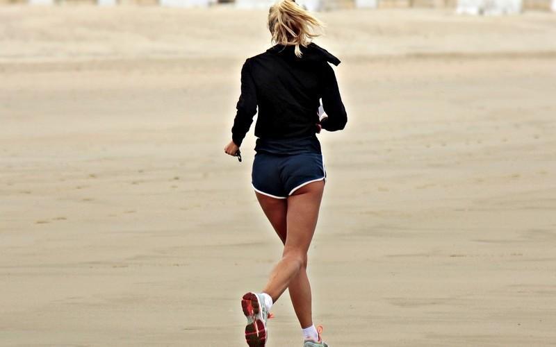 Пробежки станут хорошей встряской для ваших бёдер