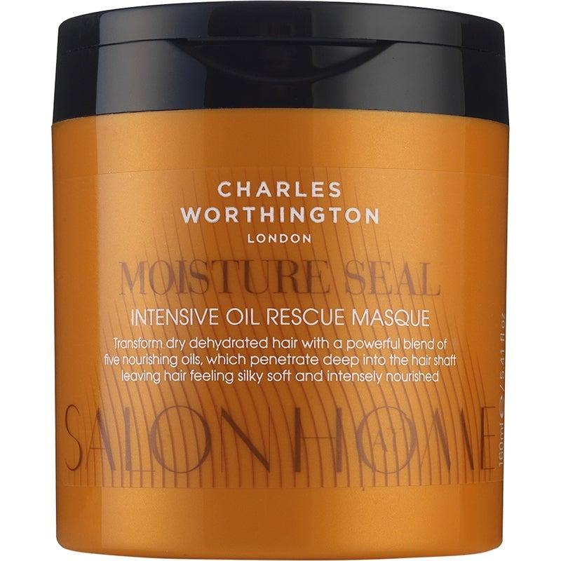 маски для восстановления поврежденных волос Charles Worthington