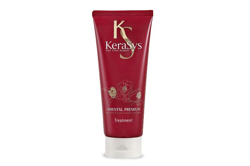 маски для восстановления поврежденных волос KeraSys