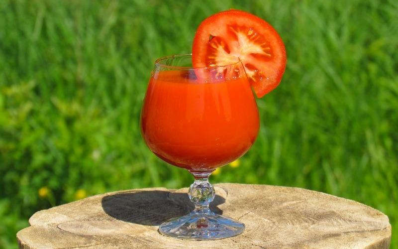 Диета на томатном соке примерное меню на день