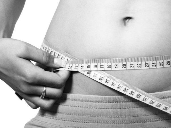 Недельная диета для похудения живота и боков