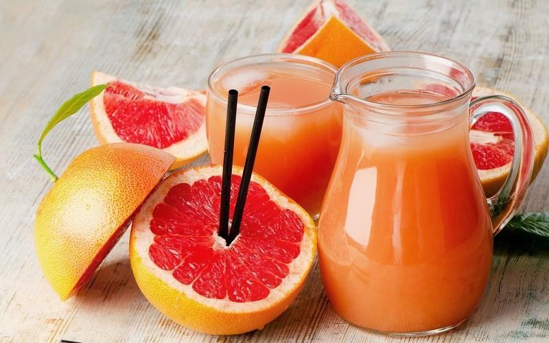 Смузи с грейпфрутом для похудения