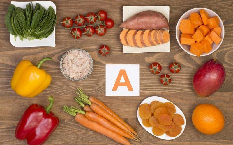 Термическая обработка продуктов несколько влияет на содержание провитамина А