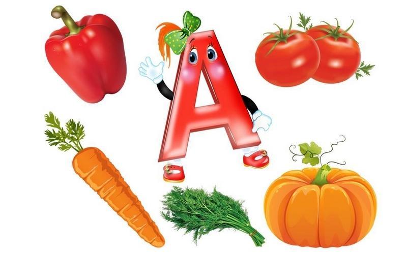 В каких продуктах содержится витамин А, суточная норма, к чему приводит недостаток и избыток