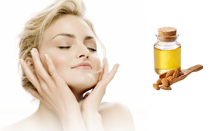 масло миндаля для лица