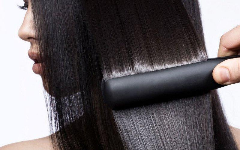 нанопластика волос