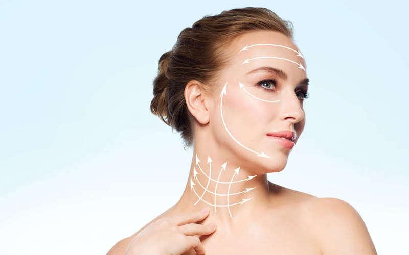 Как подтянуть лицо в домашних условиях масками, аппаратами и массажем